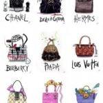Як запам'ятати дизайнерів сумок? Легко!