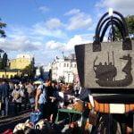 Як ми святкували на Андріївському узвозі День Незалежності України