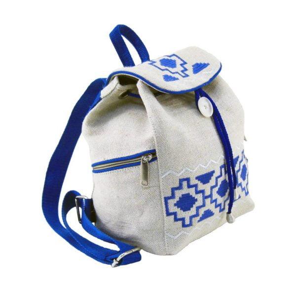 рюкзак з вишивкою