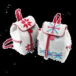 рюкзаки с вышивкой от Sokolova