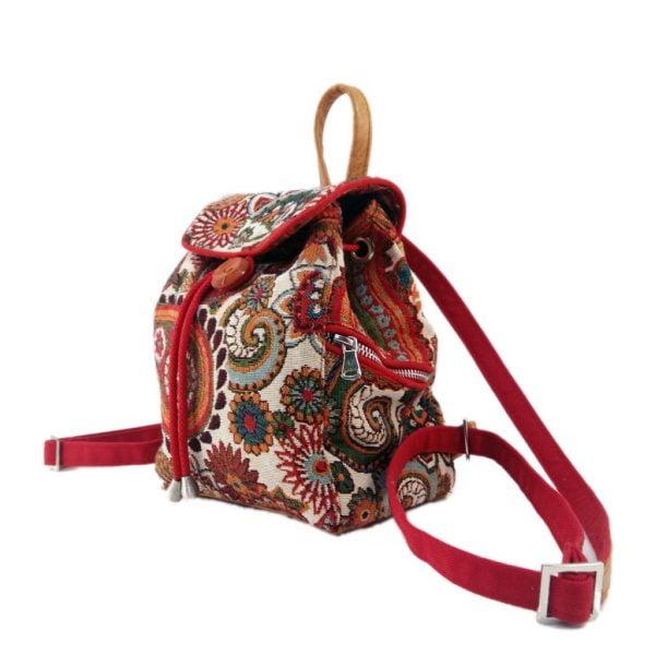 рюкзак гобеленовый