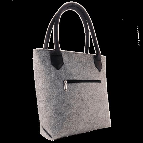 сумка из фетра