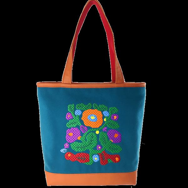сумка с вышивкой sokolova