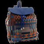 рюкзак гобеленовий з екошкіри