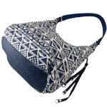 Denim & Tapestry Summer Handbag
