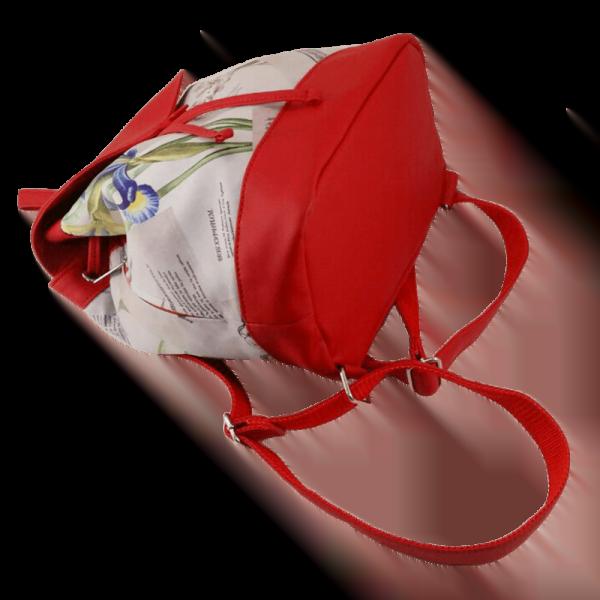 Квітковий рюкзак -Бузок фото 2