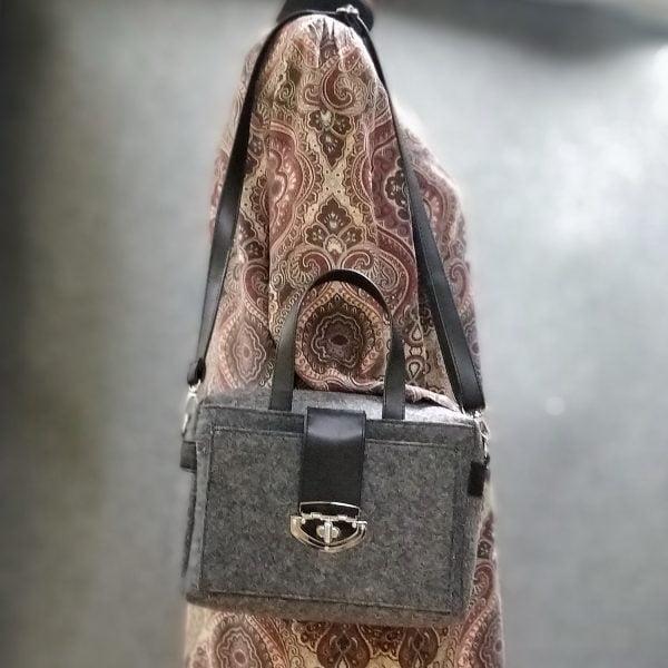 13001 Фетрова сумка