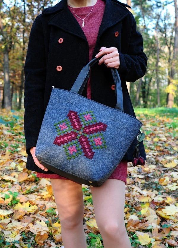 Легкие и красивые: киевлянка добилась успеха, создавая авторские женские сумки и рюкзаки