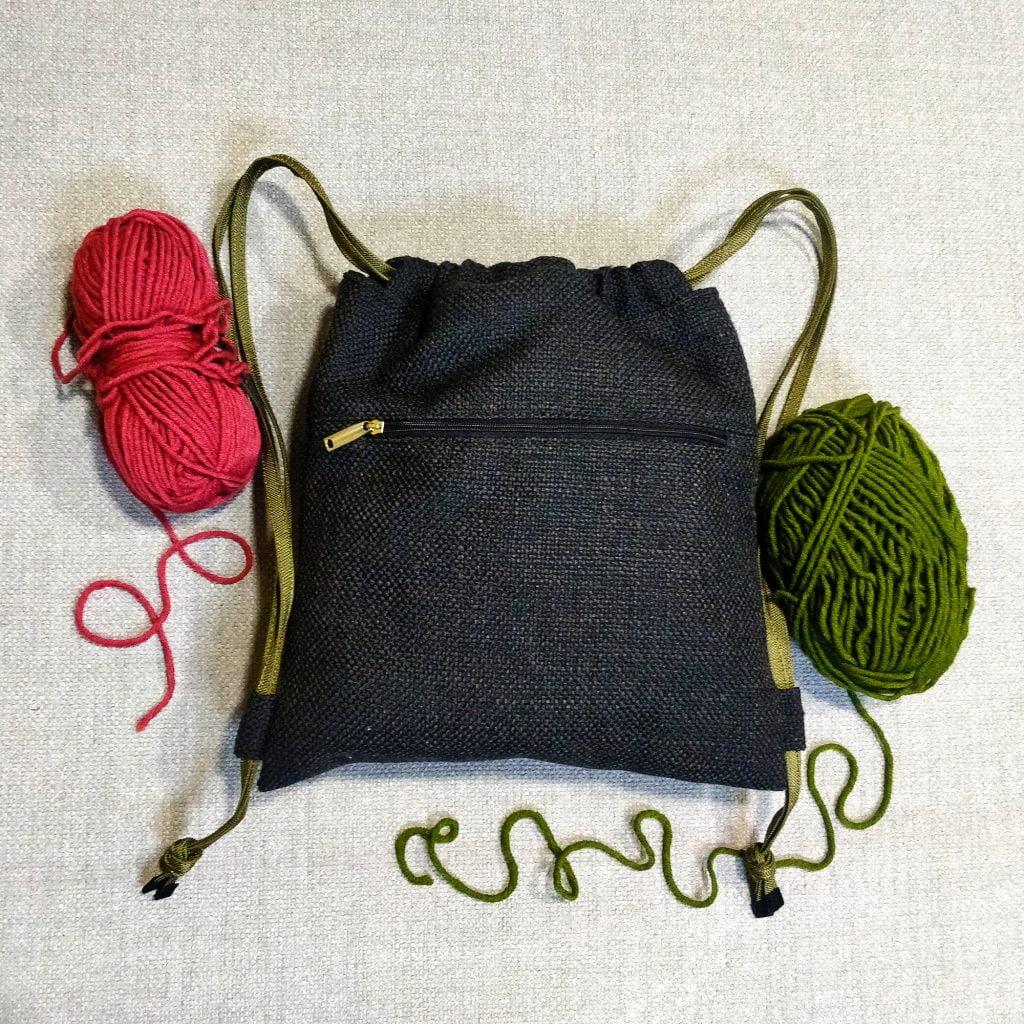 Процес створення рюкзака. Від ідеї до кінцевого результату.