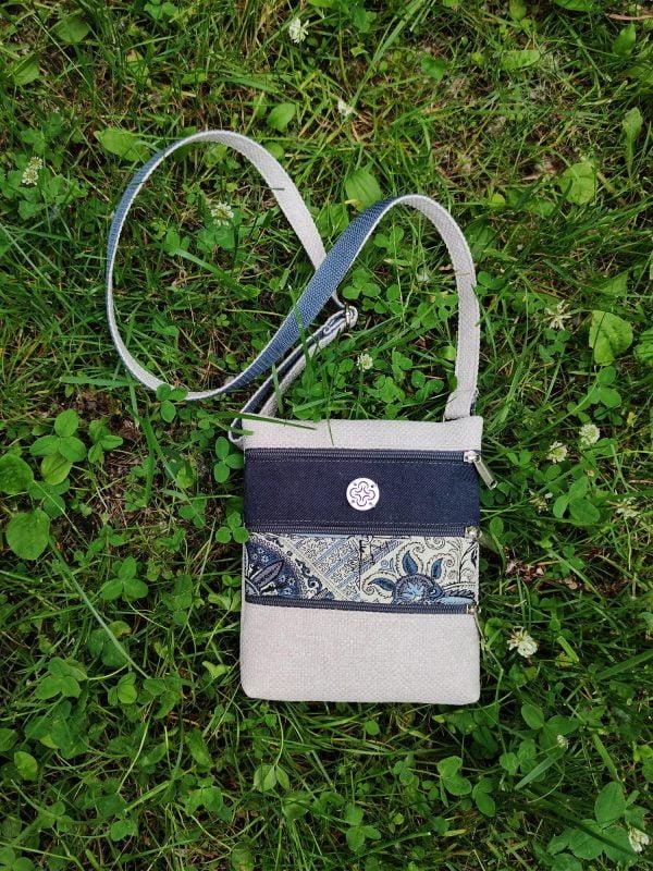 Міні сумка 4 кишені (Туніс) (23001)