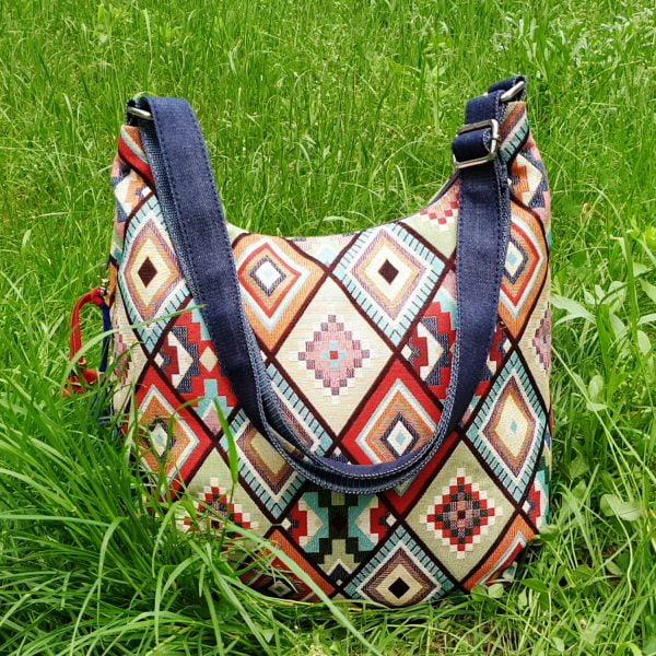 """Гобеленова сумка """"Ромби"""" (19006)"""
