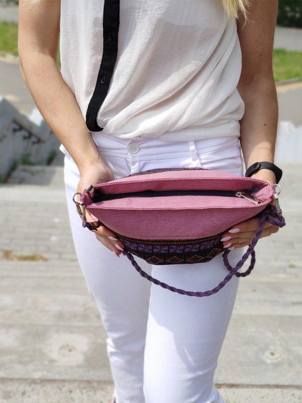 Маленька рожева сумочка (19102)