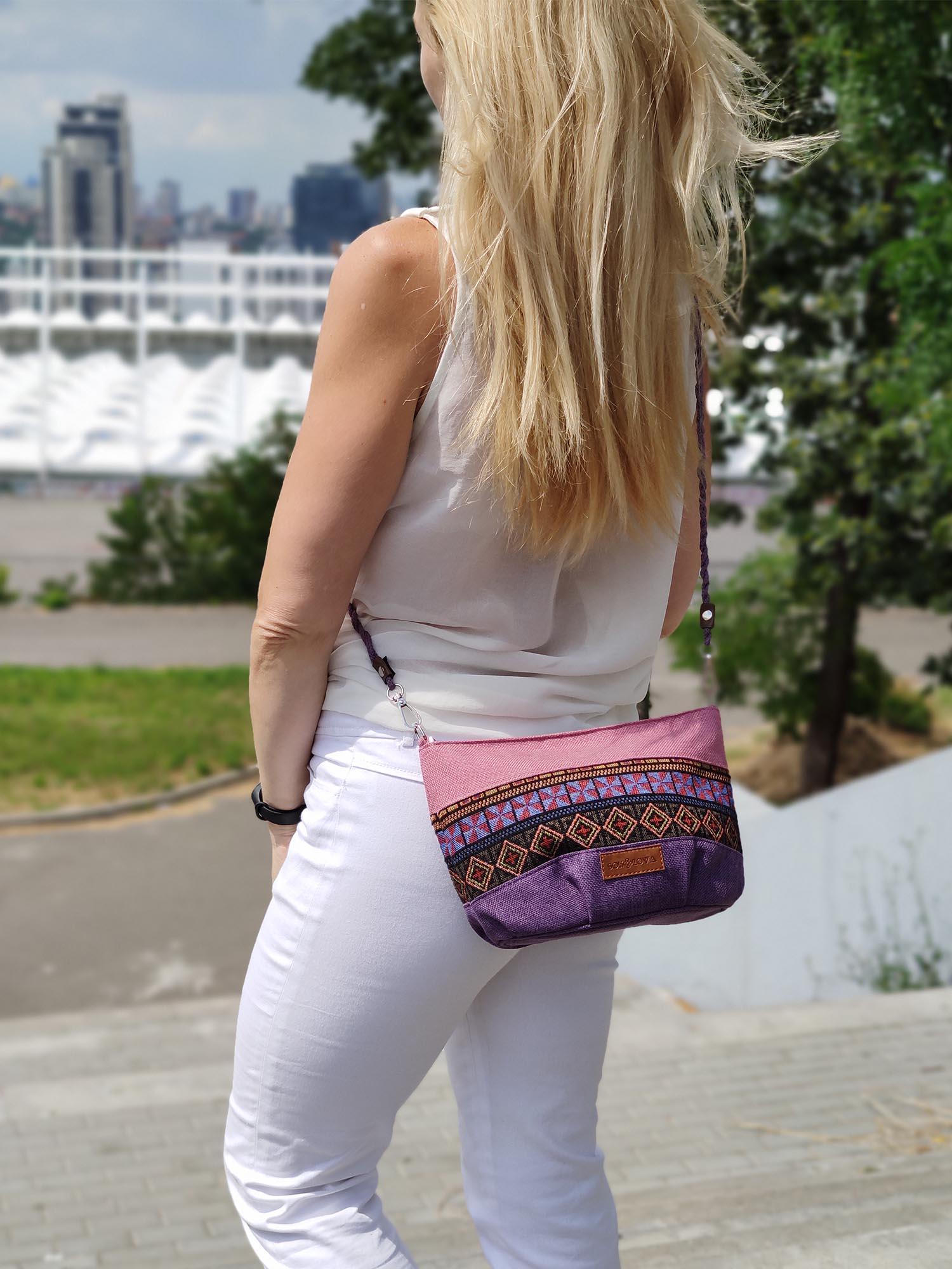 19102 Маленька рожева сумочка
